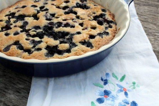 blueberry-nutmeg-cake Blauwe bessen met nootmuskaat taart