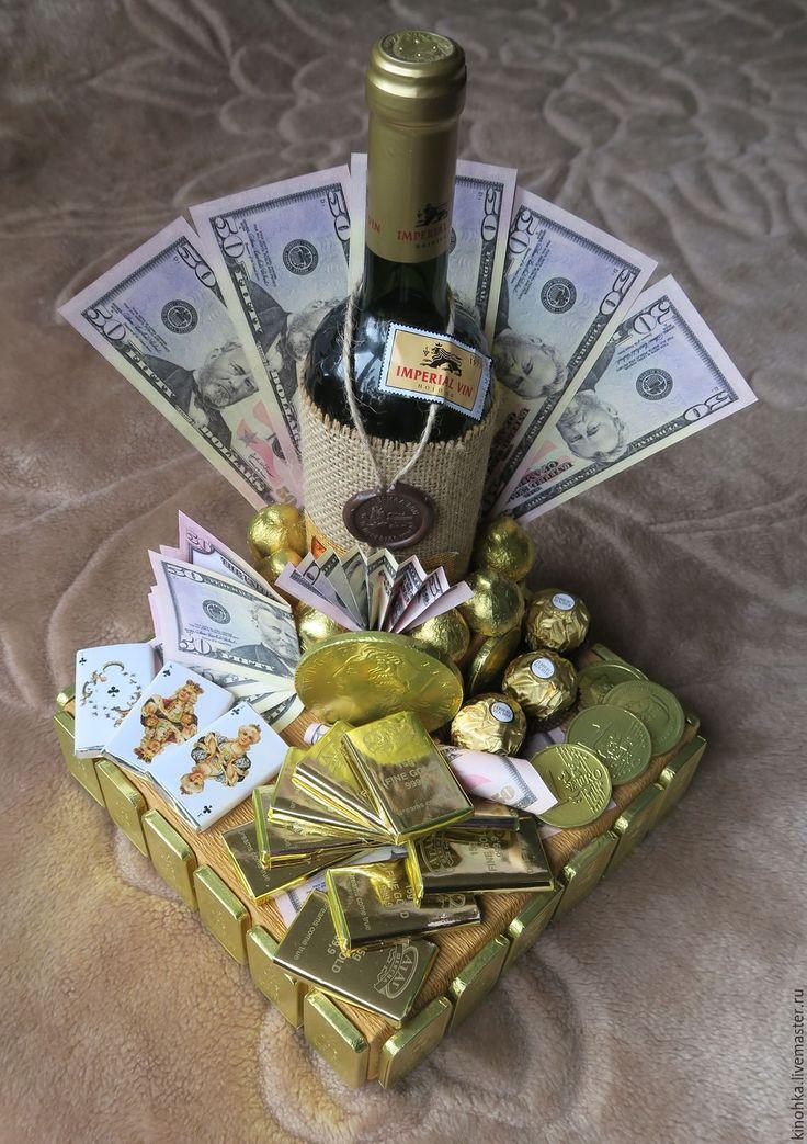 Как оформить подарок на юбилей 30