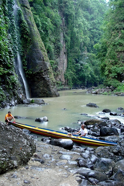 Pagsanjan Philippines  city images : Pagsanjan Falls, Philippines | Places for my Passport | Pinterest