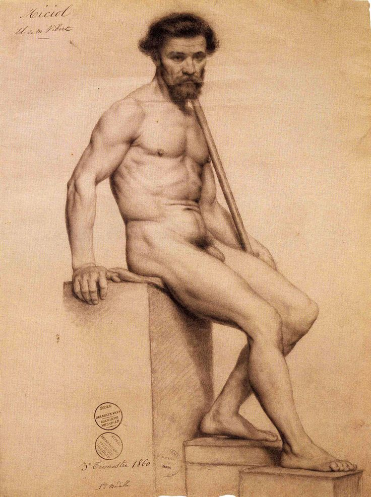 Modelos de arte desnudo embarazadas