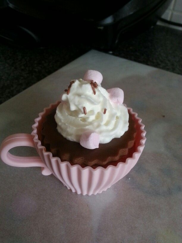 Hot Cocoa Cupcakes Recipes — Dishmaps