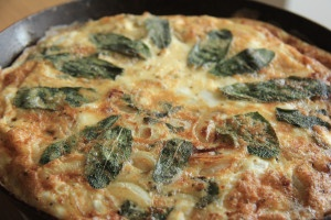 Delicious frittata! | healthified recipes | Pinterest