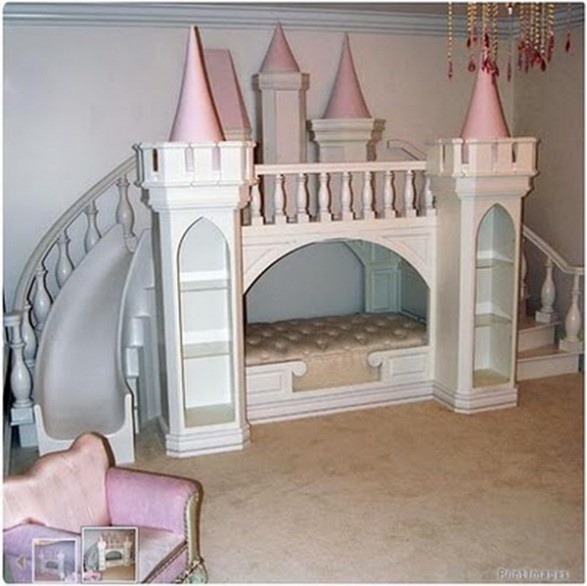 Best Castle Bunk Bed For The Kids Pinterest 640 x 480