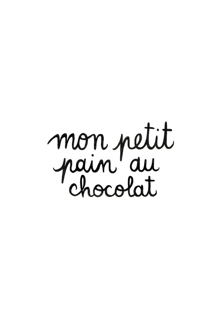 Cute Love Quotes For Him In French : Ilovemaki #french #words #quote #paris #type #handwriting