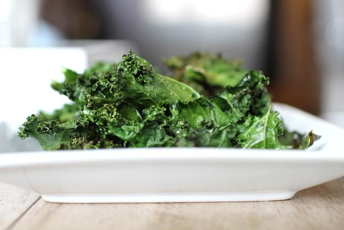 Easy kale chips | Foodie | Pinterest