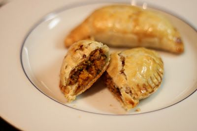 Sweet Potato and Black Bean Empanadas | yum... | Pinterest