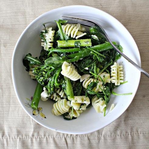 marcus samuelsson pasta super salad recipe. looks great for summer!