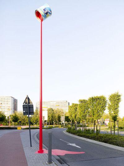 Just a pole. - Imgur