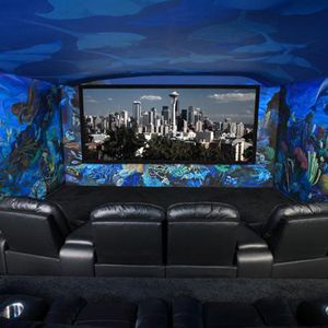 Awesome themed home theaters theaters pinterest