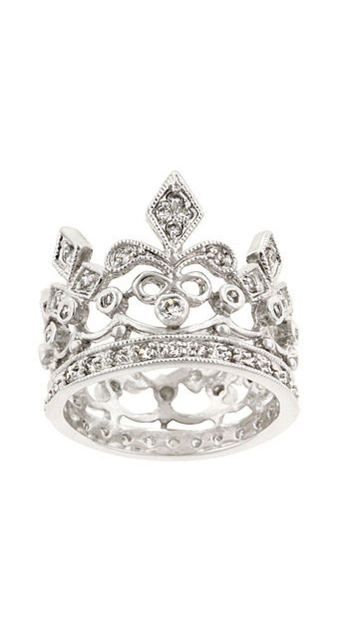 crown ring jewelry