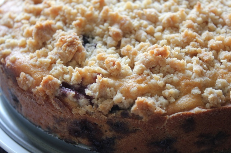 coffee cake overload coffee cake blueberry spice coffee cake blueberry ...