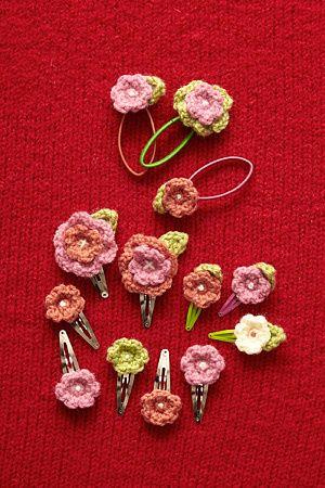 Crochet Flower Power: 6 Floral Accessory Patterns