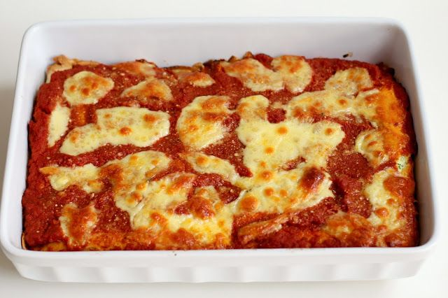 Homemade Manicotti | Recipes | Pinterest