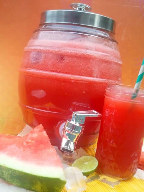 Watermelon Agua Fresca | Drinks | Pinterest