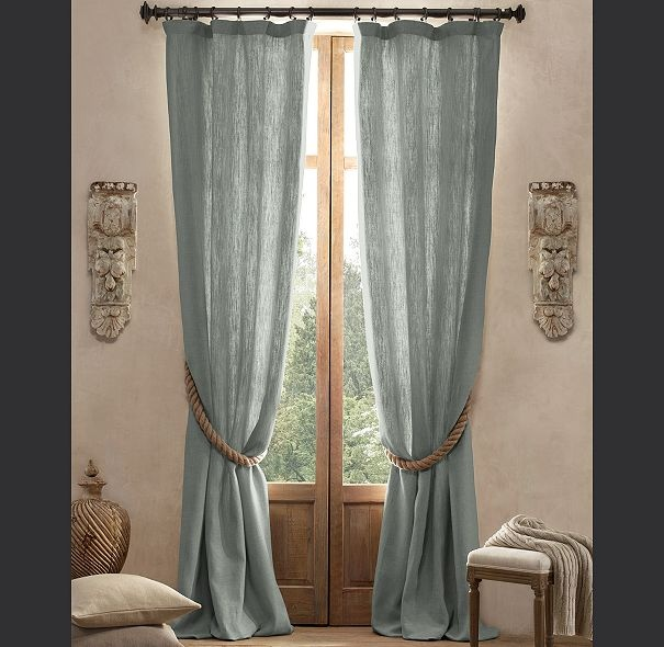 Drapes and curtains hardware ~ Decorate the house with beautiful ...