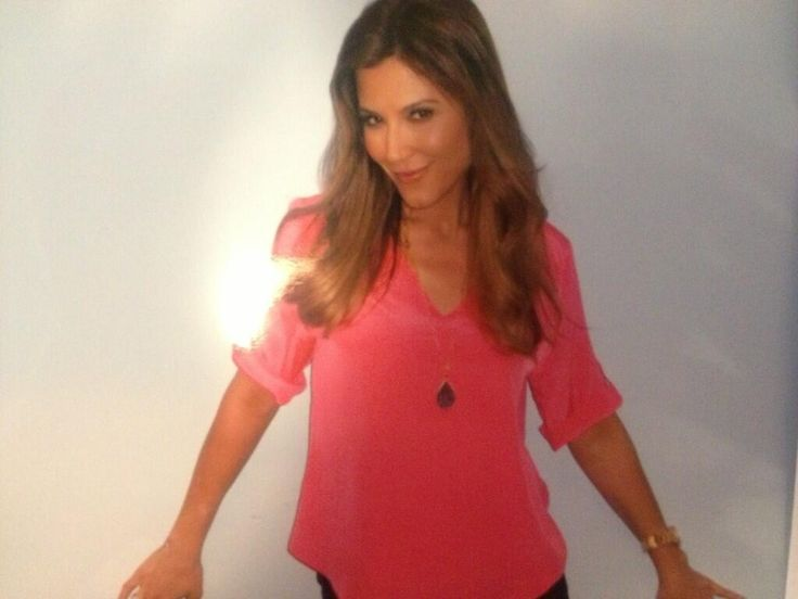 Omg insider s thea andrews in our staci blouse