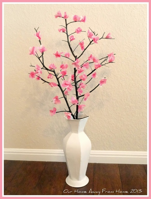 How to Make Cherry Blossoms