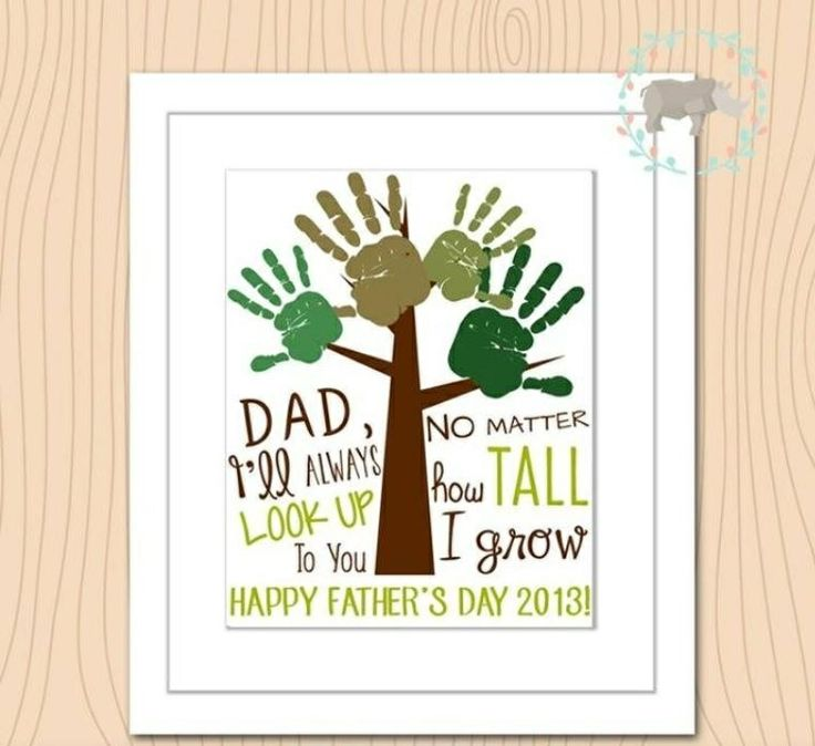 father's day activities with newborn