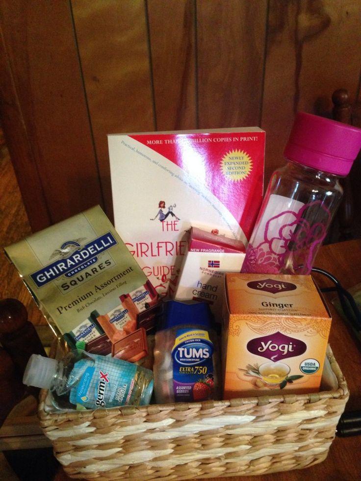 Pregnancy Gift Basket | Gift Ideas | Pinterest