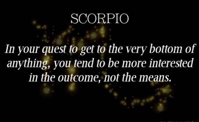 Scorpio Woman Q...