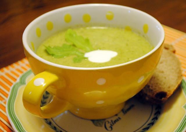ktmade: Broccoli Arugula and Squash Soup | Favorite Recipes | Pintere ...