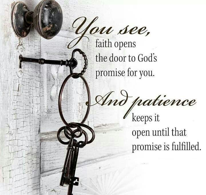 Amazing Faith And Patience | Quotes U0026 Inspirations   Book III .