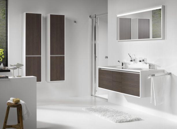 Hout Tegels Badkamer ~ Cadero milano  Badkamer  Bathroom  Pinterest