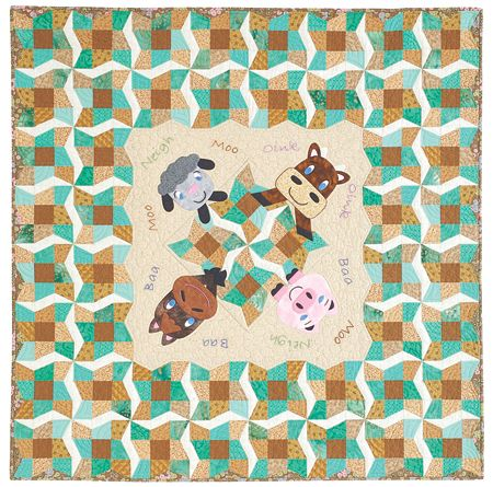 Free Quilt Patterns for Kids - Page 3 - Free-Quilting.com