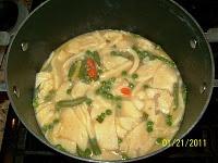 Gluten Free Slippery Pot Pie Noodles