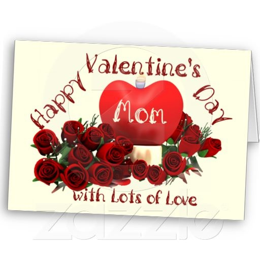happy valentine card design
