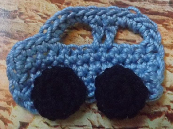 Crochet Applique : free elephant crochet applique patterns car pictures Car Tuning