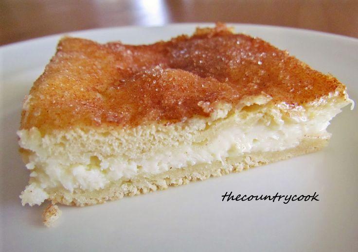 Sopapilla Cheesecake | Tried & True Recipes | Pinterest
