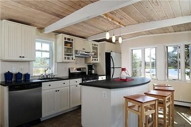 Orleans Cape Cod Beach Cottage Kitchen For The Home Pinterest