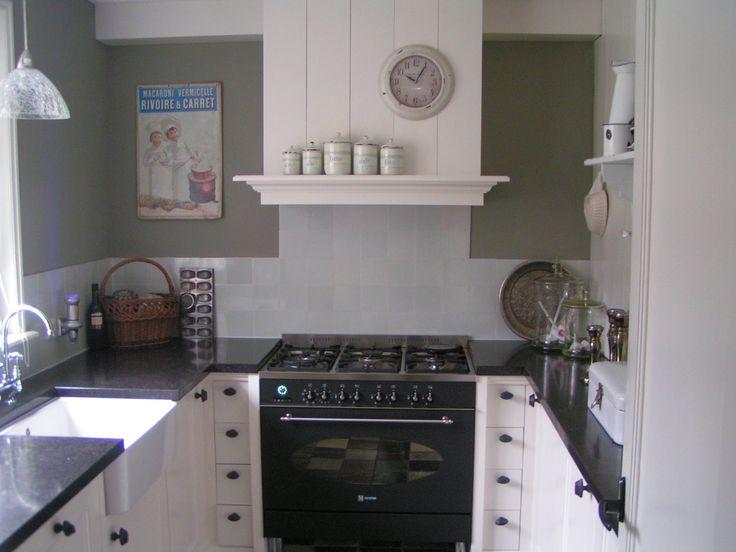 Brocante Keuken Ideeen : brocante kitchen Keukens Pinterest