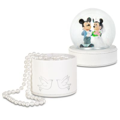 Disney Wedding Gift Card Box : Wedding Gifts