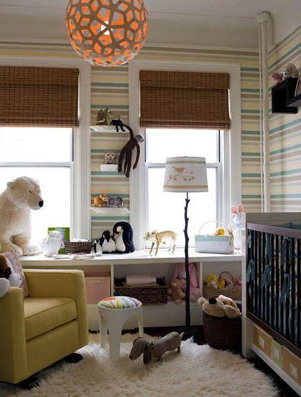 Animal nursery polar bears : Creative baby nurseries