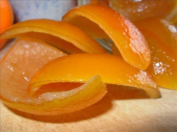 Orange Peel Cake Recipe