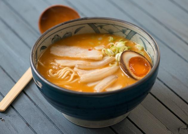 tonkotsu ramen | noodley things | Pinterest
