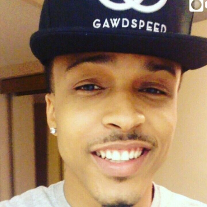 His smile is perfection august alsina pinterest
