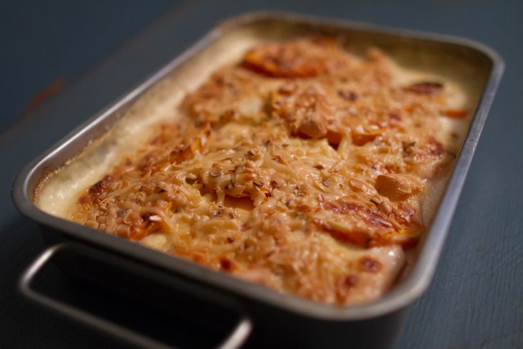 root vegetable gratin | garden to table | Pinterest