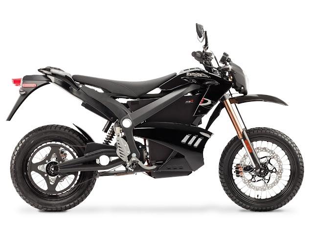 2012 Zero Motorcycle