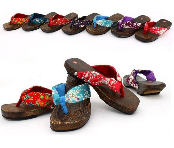 Yaki geta: ahşap japon sandaletleri (9 model) http://www.istermisin