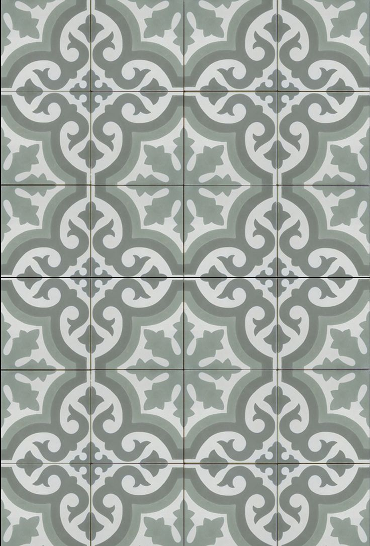 Moroccan Gray Tiles Home And Decorating Ideas Pinterest