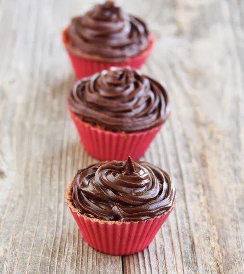 Microwave Chocolate Cupcakes | Kirbie's Cravings | A San Diego food ...