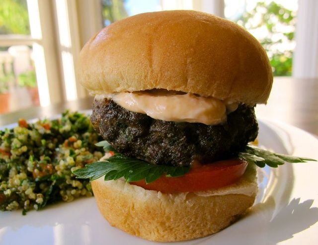 Ima Burgers - Kosher Mini-Burgers with Sephardic Spices - go bunkers ...