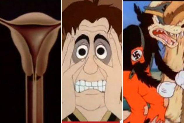 Disturbing Disney Cartoon