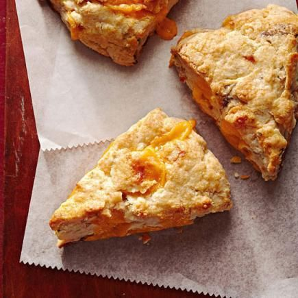 Bacon, Cheddar, Chive Scones...Warm up your mornings with our easy ...