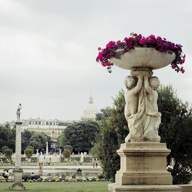 Jardin du luxembourg paris france pinterest for Jardin du luxembourg