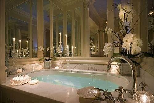 Dream home master bathroom dream home pinterest for Dream house master bathroom