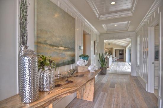 White Washed Hardwood Floors Pinterest
